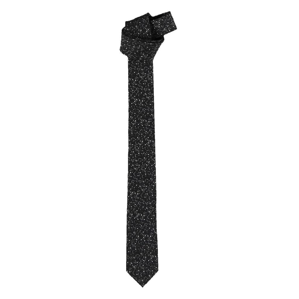 emilio adani Krawatte, mit individuellem Design
