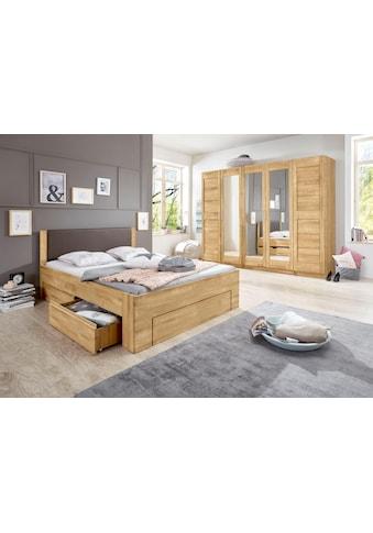 Home affaire Bett »Bernett«, in 4 verschiedenen Breiten. kaufen