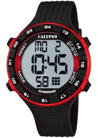 CALYPSO WATCHES Chronograph »Digital For Man, K5663/4« kaufen