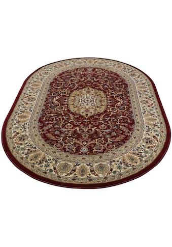 my home Teppich »Nevio«, oval, 8 mm Höhe, Orientalisches Dekor, Wohnzimmer kaufen