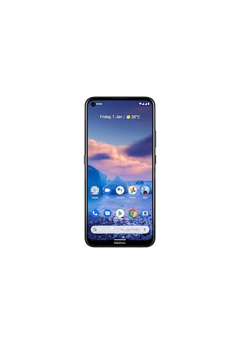Nokia Smartphone »Nokia 5,4 128 GB Polar Night«, (, 48 MP Kamera) kaufen