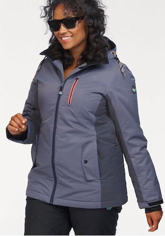 Polarino Skijacke, Mit Schneefang kaufen