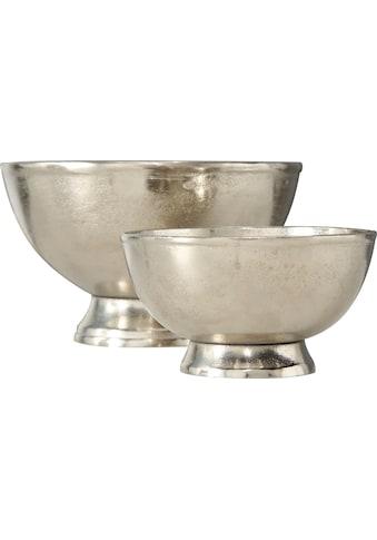 BOLTZE Dekoschale »Flaire« (Set, 2 Stück) kaufen