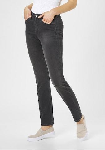 Paddock's 5-Pocket-Jeans »PAT«, hochgeschnitten kaufen