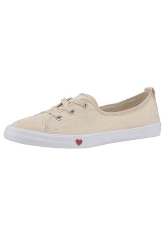 Converse Sneaker »Chuck Taylor All Star Ballet Lace Slip Jeans Ox« kaufen