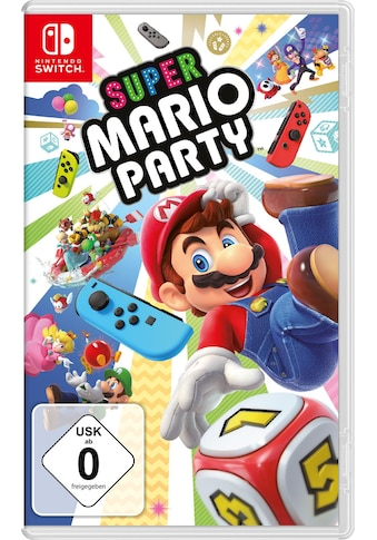 Nintendo Switch Spiel »Super Mario Party«, Nintendo Switch kaufen