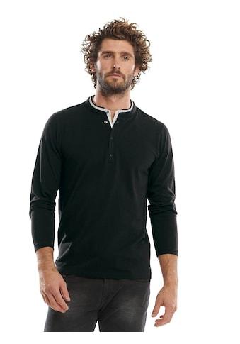 emilio adani Langarmshirt, im Lagenlook kaufen