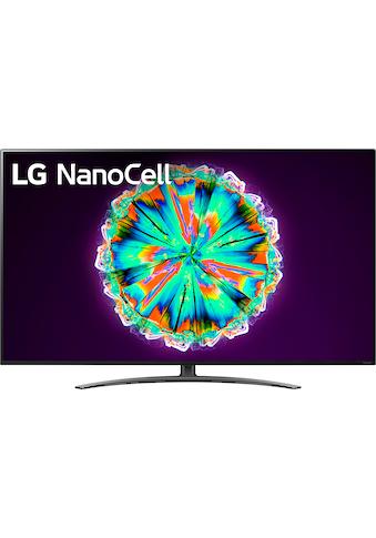 "LG LED-Fernseher »55NANO917NA«, 139 cm/55 "", 4K Ultra HD, Smart-TV, NanoCell kaufen"