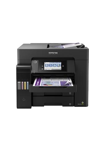 Multifunktionsdrucker, Epson, »EcoTank ET - 5850« kaufen