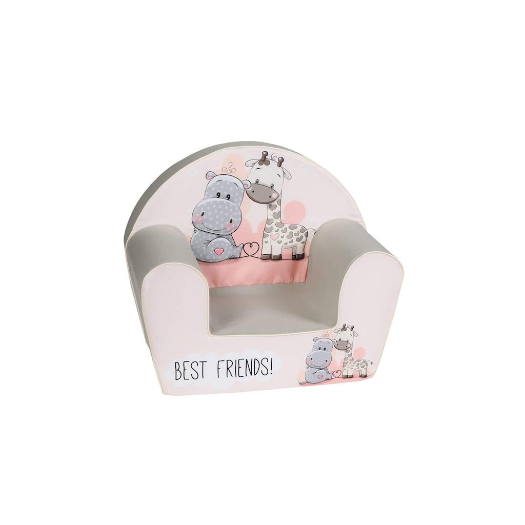 Knorrtoys® Sessel »Best Friends«