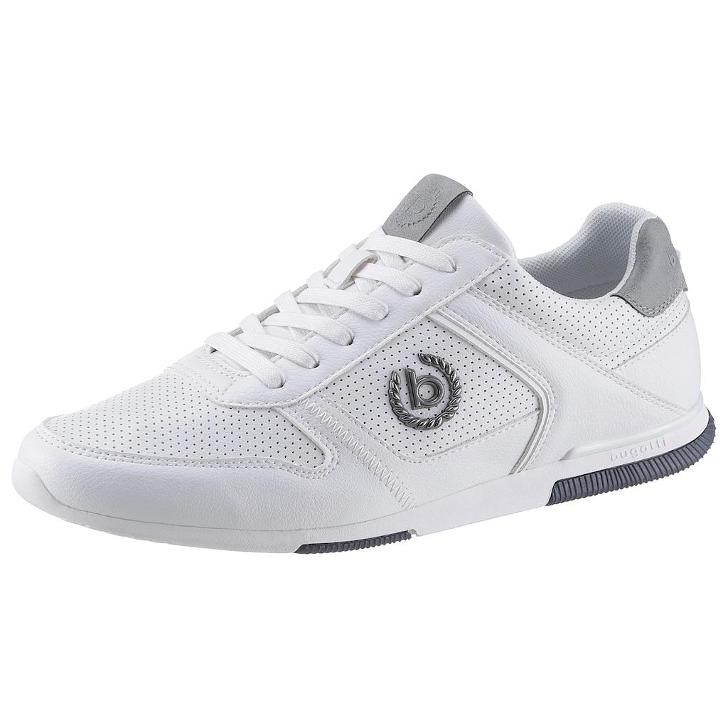 bugatti Sneaker »Report«, mit Easy Change-Wechselfussbett