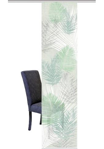 Vision S Schiebegardine »LACHLAN«, HxB: 260x60, Schiebevorhang Bambus-Optik Digitaldruck kaufen