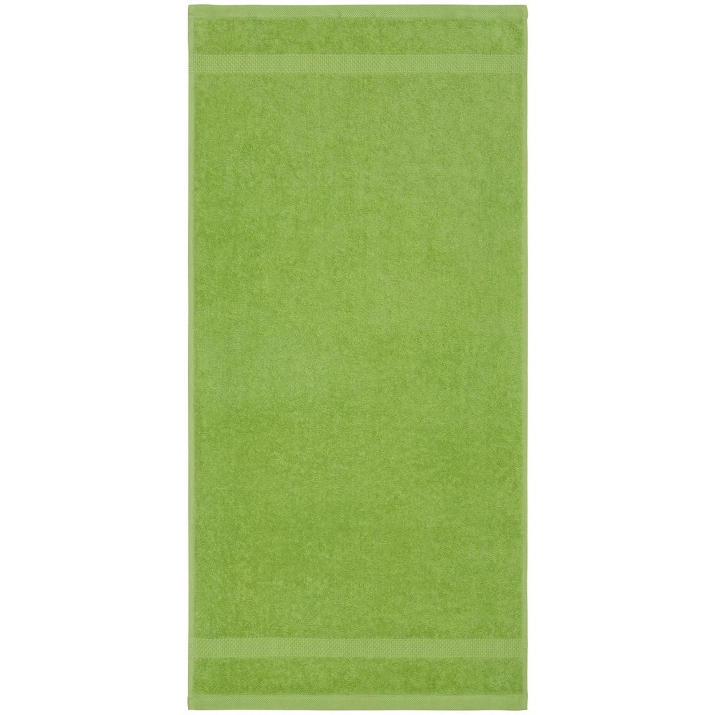 Dyckhoff Saunatuch »Planet«, (1 St.), aus reiner Bio-Baumwolle
