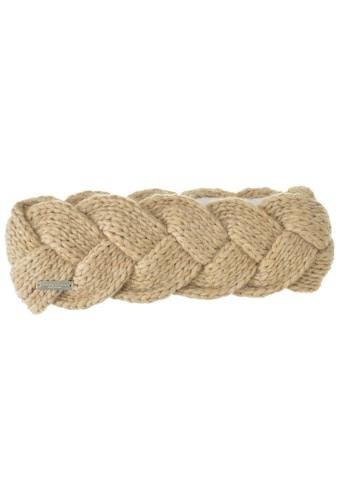 Seeberger Strickmütze »Stirnband Zopfmuster 15889-0« kaufen