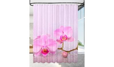 Sanilo Duschvorhang »Blooming«, Breite 180 cm, Höhe 200 cm kaufen