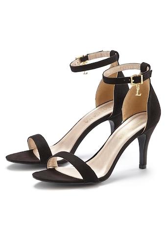 LASCANA Sandalette, im schlichten Design kaufen