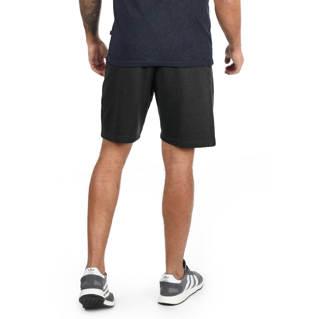 Solid Sweatshorts »Taras«, kurze Hose mit Reissverschlusstaschen