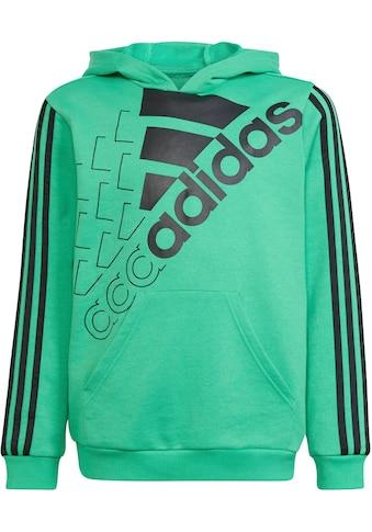 adidas Performance Kapuzensweatshirt »LOGO HOODED SWEATSHIRT« kaufen