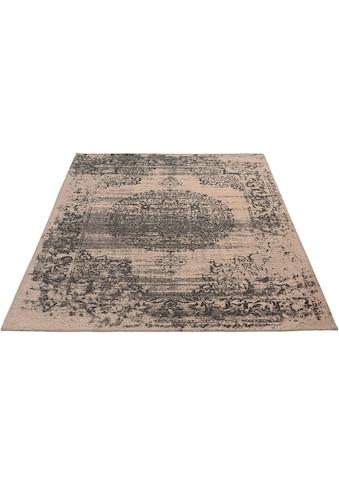 Teppich, »Carina 6940«, Sehrazat, rechteckig, Höhe 2 mm, maschinell gewebt kaufen