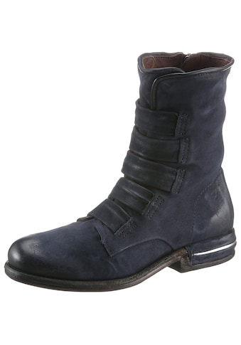 A.S.98 Bikerboots »TEAL«, in coolen Used Look kaufen