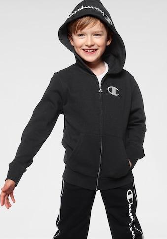 Champion Kapuzensweatshirt »HOODED FULL ZIP SWEATSHIRT« kaufen