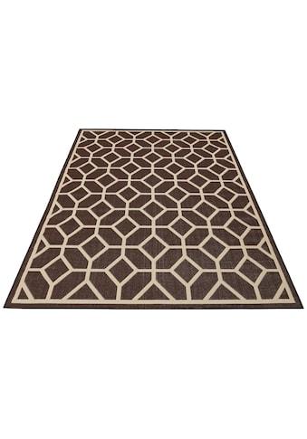 Teppich, »Makota«, my home, rechteckig, Höhe 5 mm, maschinell gewebt kaufen