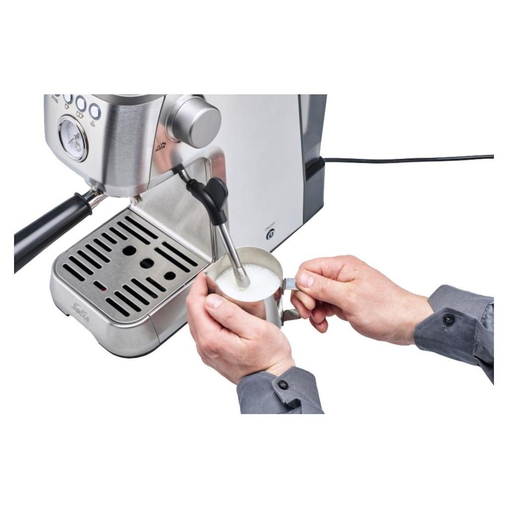 SOLIS OF SWITZERLAND Siebträgermaschine »Barista Perfetta Plus«