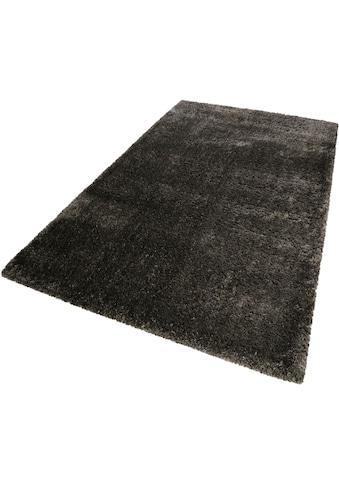 Wecon home Hochflor-Teppich »Toubkal«, rechteckig, 50 mm Höhe, Wohnzimmer kaufen