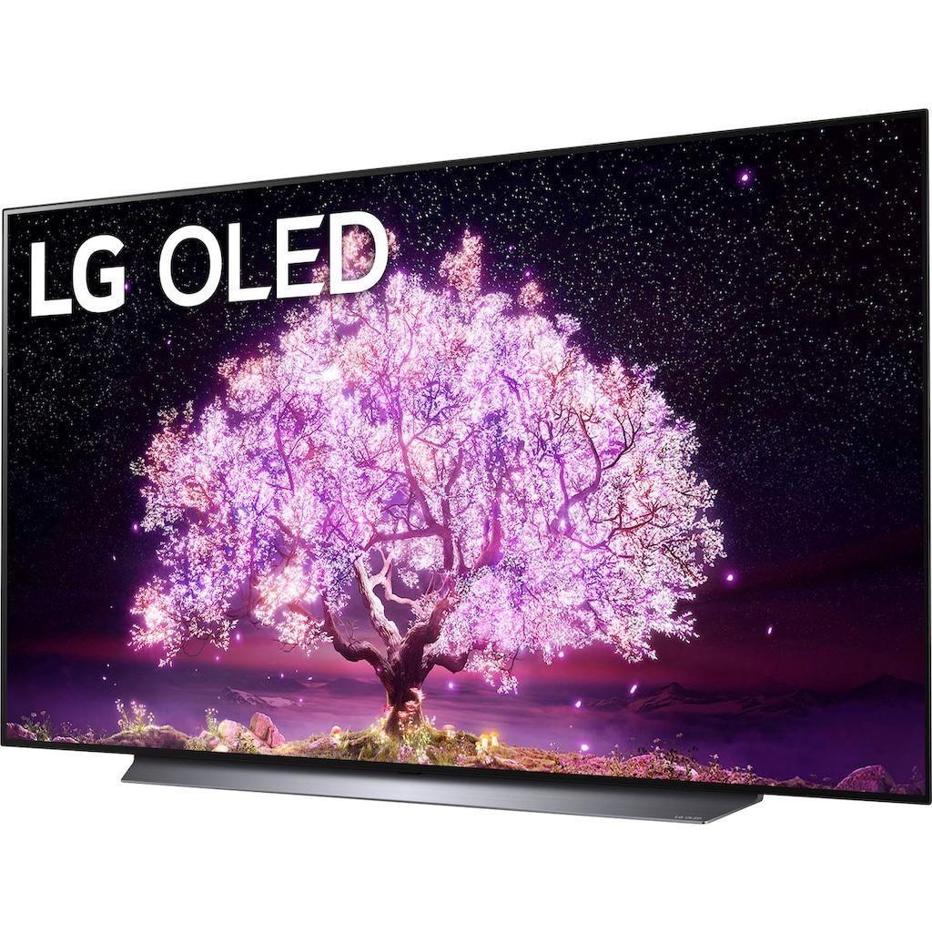 """LG OLED-Fernseher »OLED65C17LB«, 164 cm/65 """", 4K Ultra HD, Smart-TV"""