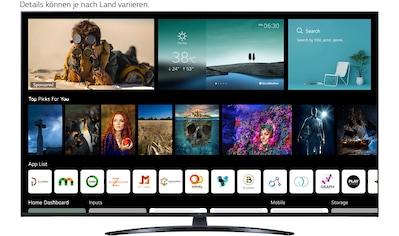 "LG LCD-LED Fernseher »65UP81009LR«, 164 cm/65 "", 4K Ultra HD, Smart-TV, LG Local... kaufen"