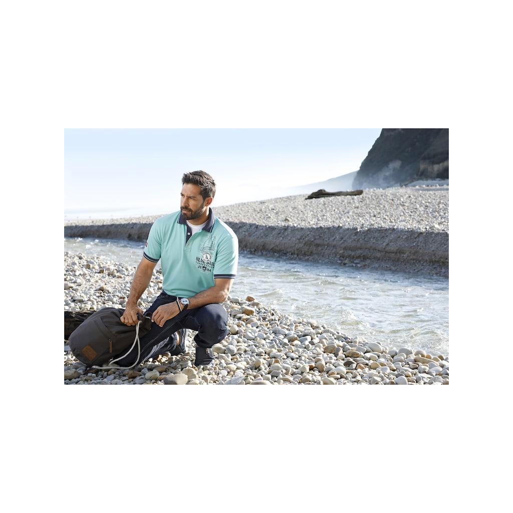 Jan Vanderstorm Poloshirt »DAGNAR«, bequeme Passform