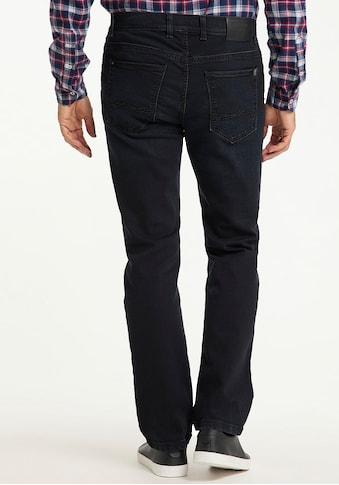 Pioneer Authentic Jeans Straight-Jeans »Rando«, Dicke Nähte kaufen