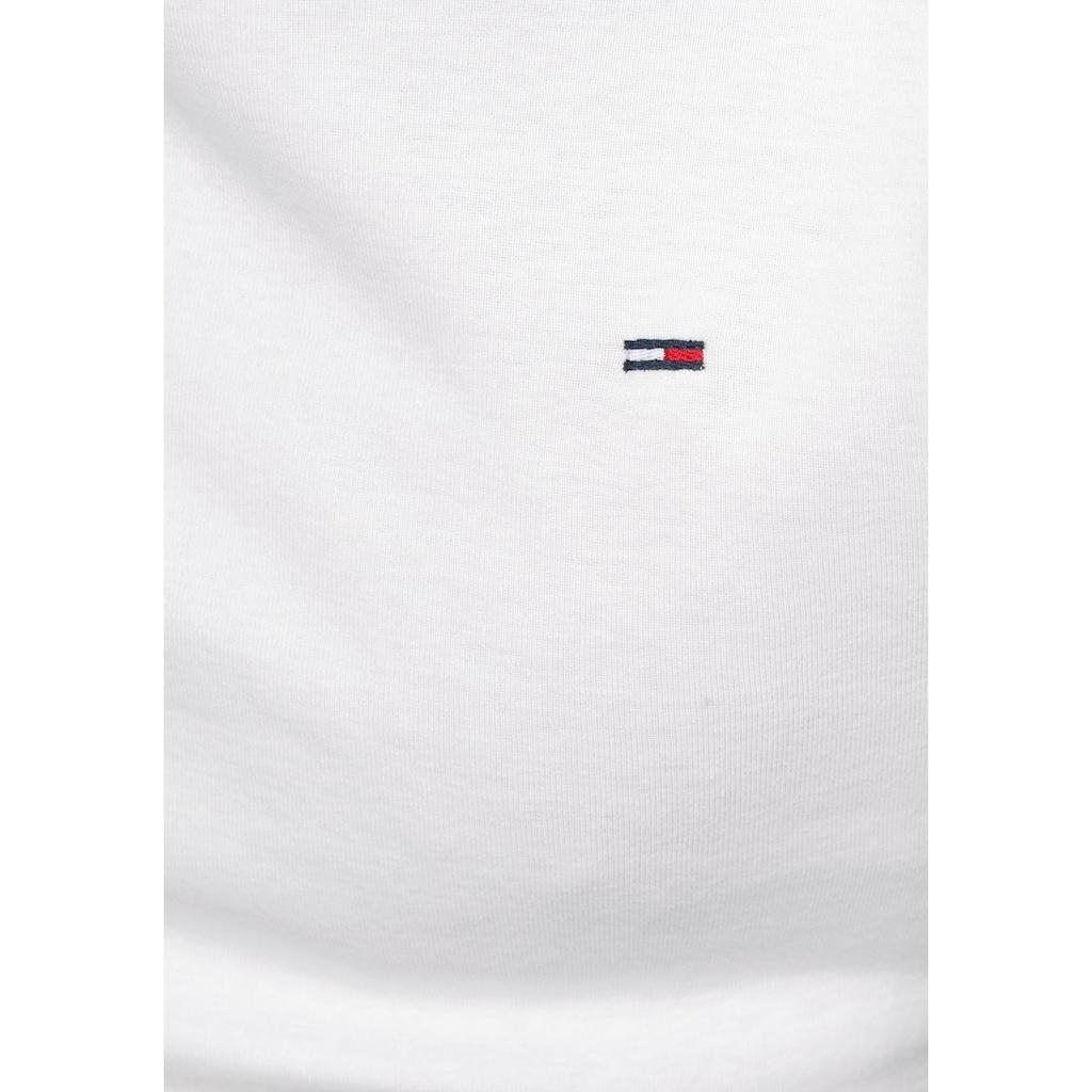 Tommy Jeans Langarmshirt »TJM ORIGINAL RIB LONGSLEEVE TEE«