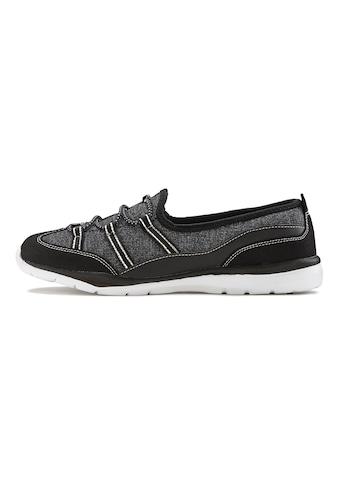 LASCANA Slip-On Sneaker, im sportiven Look kaufen