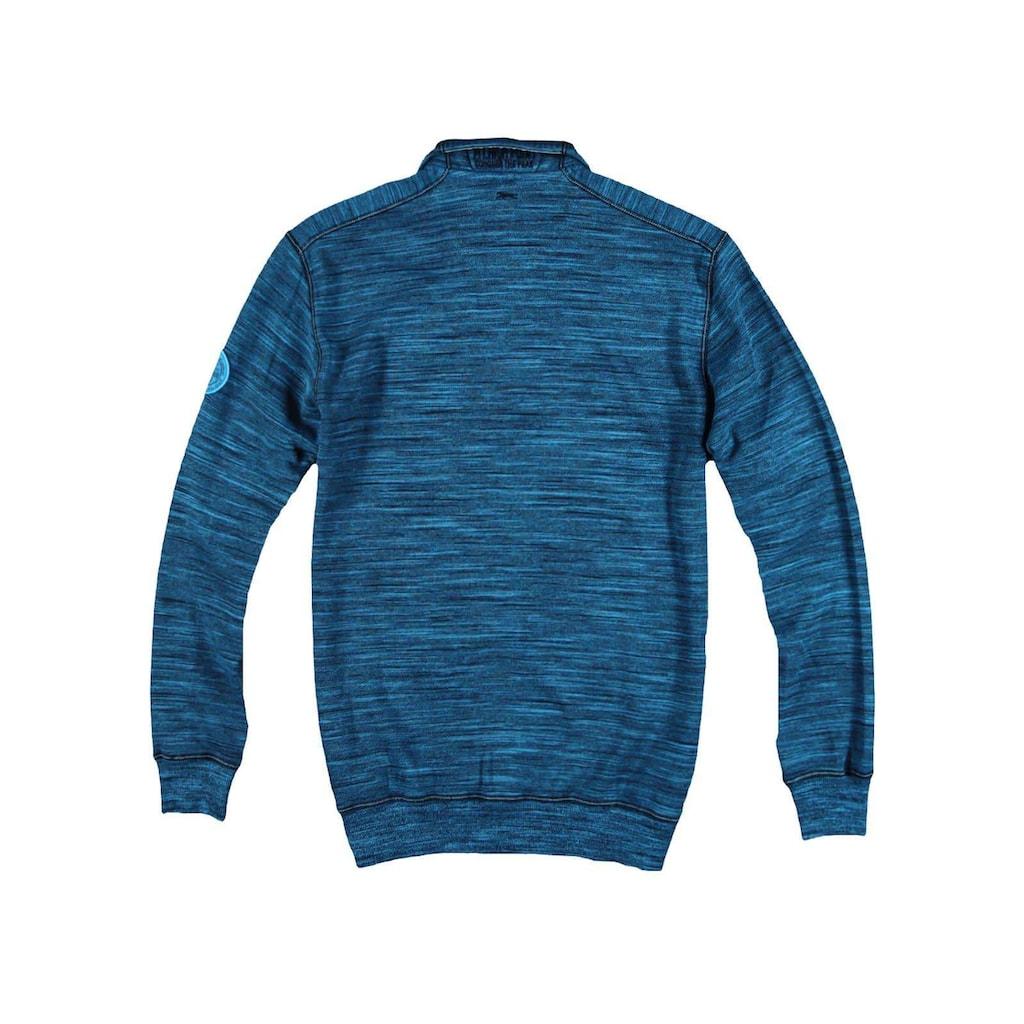 Engbers Sportives Sweatshirt mit Badge