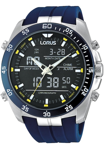 LORUS Chronograph »Lorus Sport Chronograph analog digital, RW617AX9« kaufen